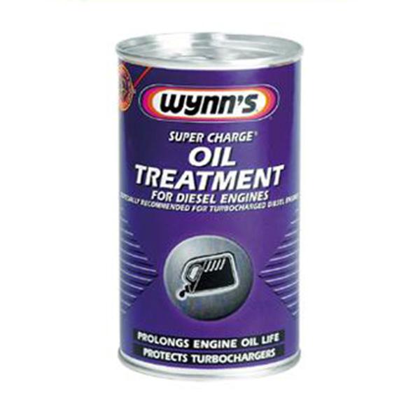 Wynn's Oil Treatments For Diesel Engines-0