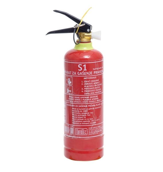 Protivpožarni Aparat S1-0