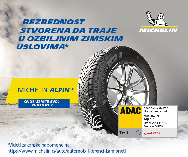 Michelin Alpin