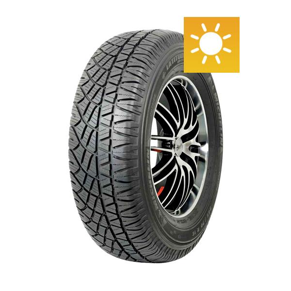 225/75R15 MICHELIN LATITUDE CROSS 102T