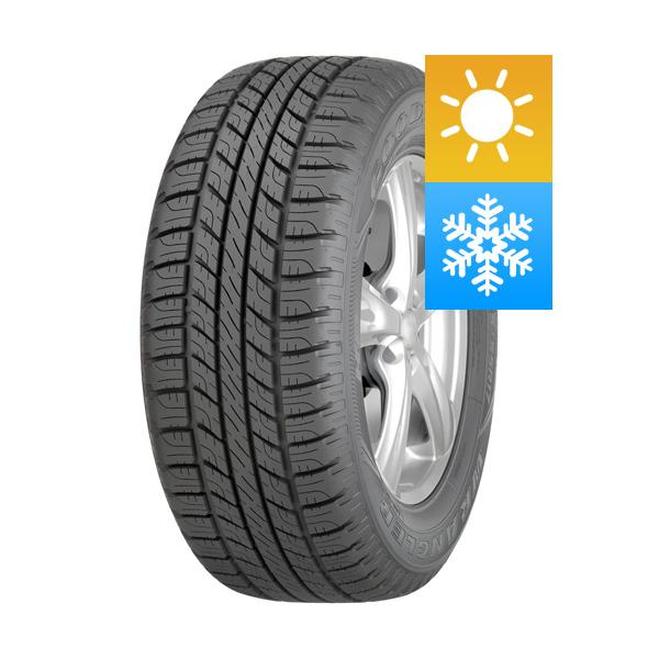 265/65R17 GOODYEAR WRANGLER HP ALL WEATHER 112H