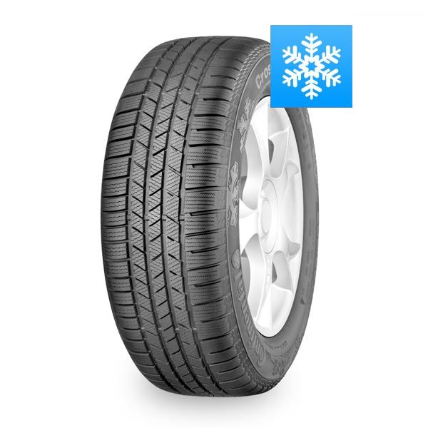 255/55R18 CONTINENTAL WINTER CONTACT SSR 109H