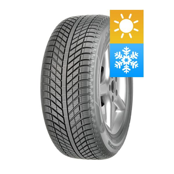 235/55R17 GOODYEAR VECTOR 4 SEASONS SUV 103H