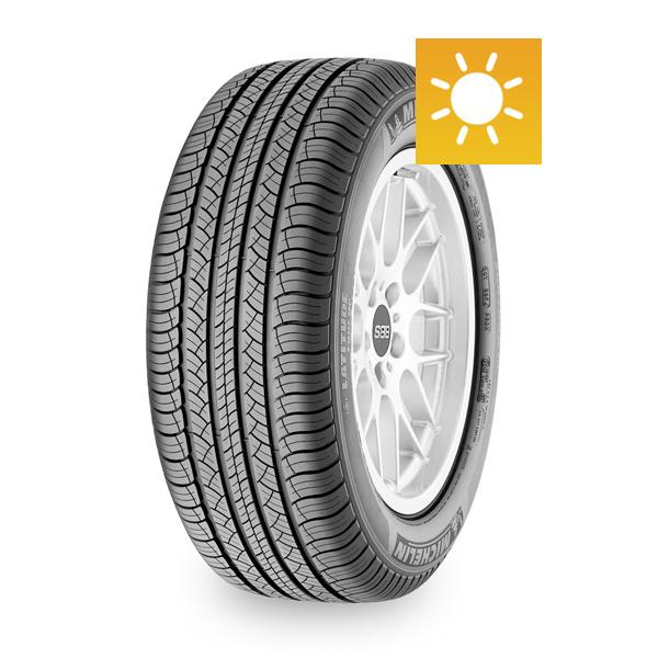 255/45R19 MICHELIN LATITUDE SPORT 3 100V