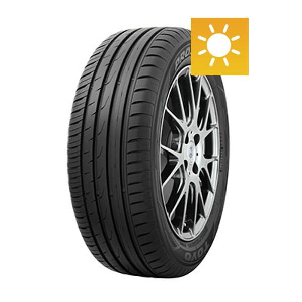215/60R16 TOYO PROXES CF2 XL 99H *DOT 5017*