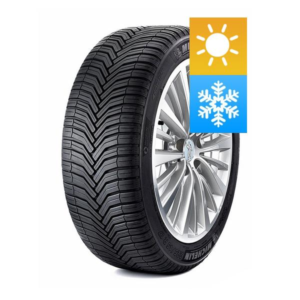 215/45R17 MICHELIN CROSSCLIMATE+ 91W