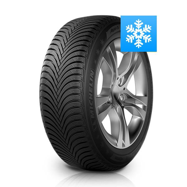 225/55R17 MICHELIN ALPIN 5 MO ZP 97H