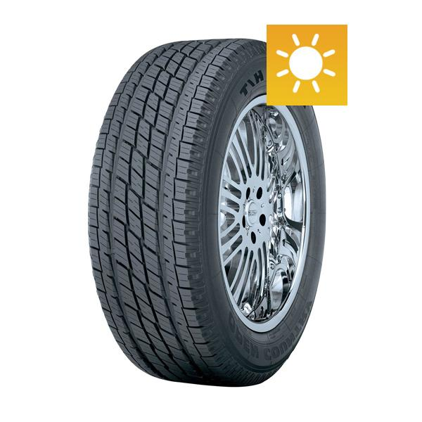 255/55R19 TOYO OPEN COUNTRY H/T 111V