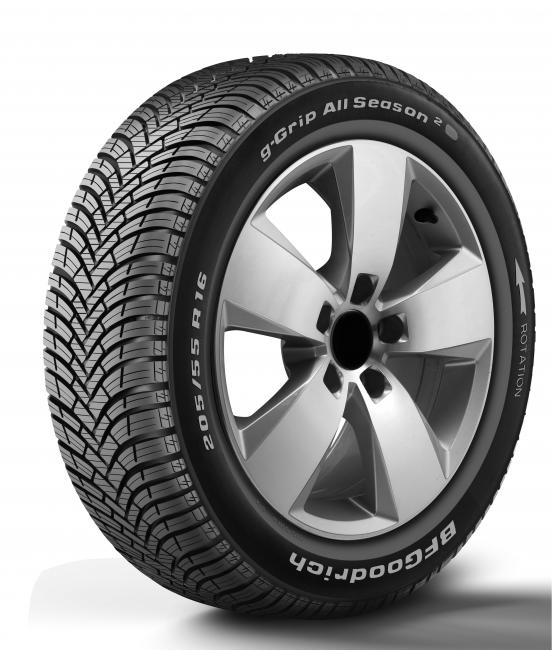 195/55R15 BFGOODRICH G-GRIP ALL SEASON 2 85H
