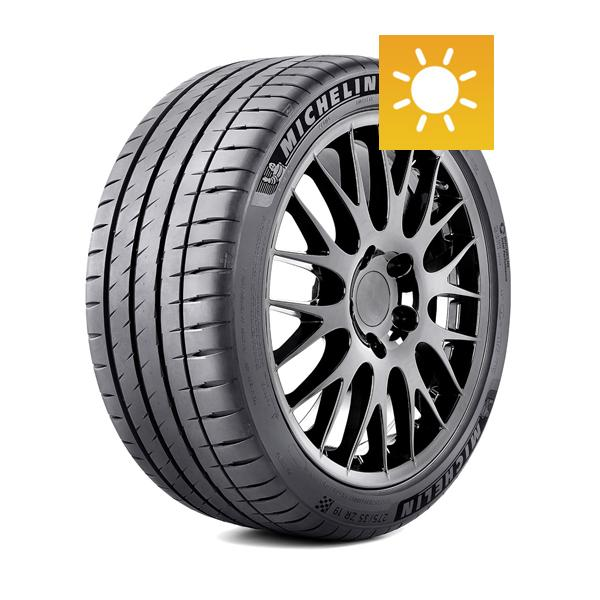 215/55R17 MICHELIN PILOT SPORT 4 ZR XL 98Y