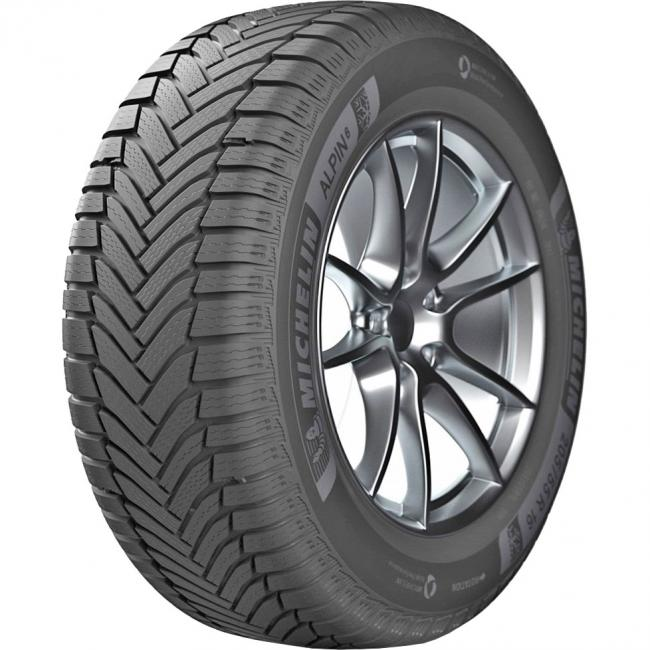 215/60R17 MICHELIN ALPIN 6 XL 100H