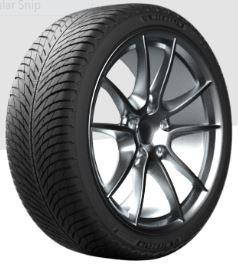 245/55R17 MICHELIN PILOT ALPIN 5 102V